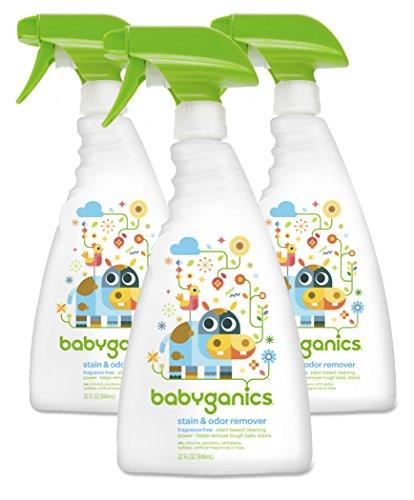 babyganics-stain-odor-remover-spray-fragrance-free-32oz-spray-bottle-pack-of-3