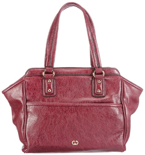 Gerry Weber Womens Mystic Shopper I Shopper Red Rot (dark red 302) Size: 46x27x14 cm (B x H x T)