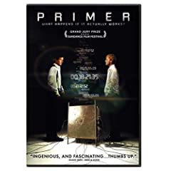 Primer Movie Poster