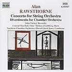 Rawsthorne : Concerto pour orchestre...