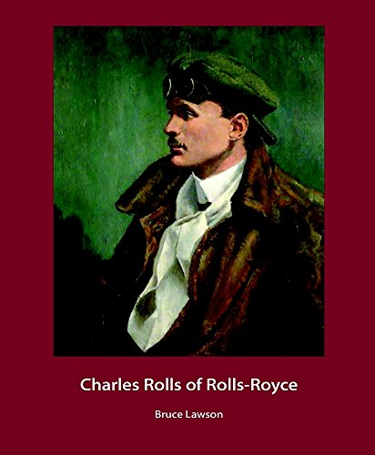 charles-rolls-of-rolls-royce-english-edition