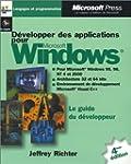 D�velopper des applications pour Micr...