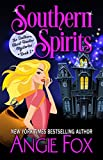 Southern Spirits (Southern Ghost Hunter Book 1) by Angie Fox