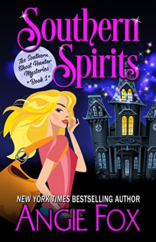 Southern Spirits by Angie Fox ebook deal