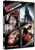 echange, troc Terreurs (Sick Nurses + The Vanguard +Five Across The Eyes +Zombie Diaries)