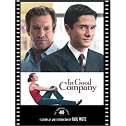 In Good Company: The Shooting Script by Paul Weitz (2004-12-21) [Blu-ray]