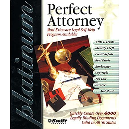 COSMI Perfect Attorney Platinum (Windows)