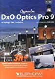Apprendre DxO Optics Pro 9 et le plugin DxO FilmPack 4 (1DVD)