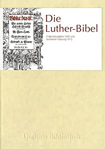 Digitale Bibliothek 029: Die Luther-Bibel (PC+MAC)