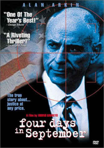 Cover art for  Four Days in September