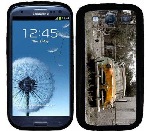 S3 Old Rusty Car Samsung Galaxy I9300 Galaxy S3 Case Cover
