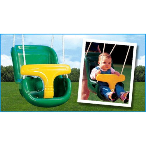 Creative Playthings Molded Infant Swing front-655690
