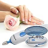 Maxpro Manicure Pedicure Nail Care Art Drill File Buff Shine Professional