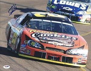 Autographed Harvick Photo - 11x14 #u70821 - PSA DNA Certified - Autographed NASCAR... by Sports Memorabilia