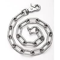Huge Stainless Steel Wallet Chain
