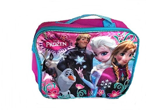 Disney Frozen Characters Lunch Tote - 1