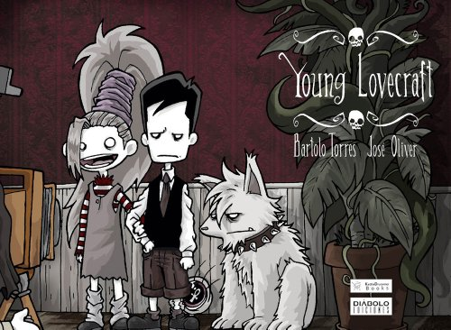 Young Lovecraft: Volume 3: Jose Oliver, Bartolo Torres: 9788415153870: Amazon.com: Books