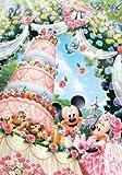 266ピース ジグソーパズル ステンドアート ディズニー スイートウェディングドリーム ぎゅっとシリーズ(18.2x25.7cm)