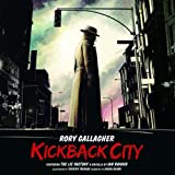 Kickback City [2 LP Vinyl+44 page booklet] [VINYL] Rory Gallagher
