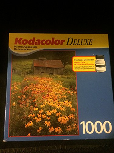 Kodacolor Deluxe 1000 Piece Puzzle East Cornith, VT