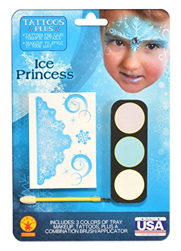 Rubie's 37915 Ice Princess Make-Up Kit