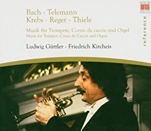 Musik für Trompete,Corno Da Caccia und Orgel