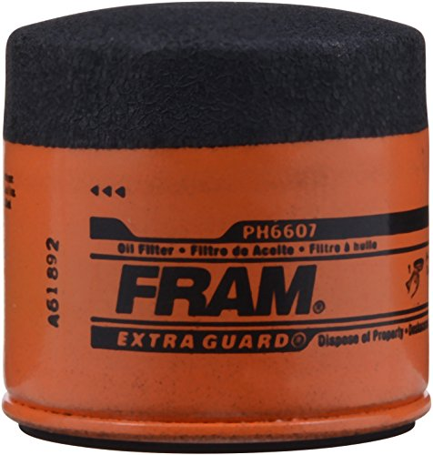 Fram PH6607 Extra Guard Passenger Car Spin-On Oil Filter (Car Quest Oil Filter compare prices)