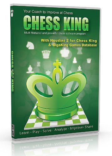 Chess King with Houdini 2 (DVD)