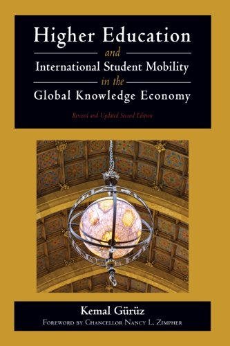 Higher Education And International Student Mobility In The Global Knowledge Economy: Revised And Updated Second Edition front-1075625