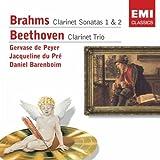 Brahms: Clarinet Sonatas 1 & 2 - Beethoven: Clarinet Trio