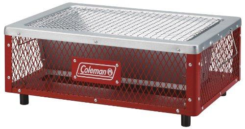 Coleman(コールマン) コンロ クールステージテーブルトップグリル レッド 170-9432 [3~4人用]