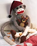 Janlynn Peejay The Sock Monkey