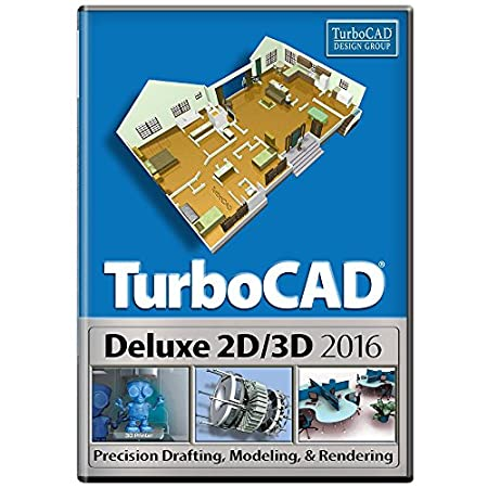 TurboCAD Deluxe 2016 [Download]