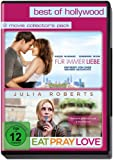 Best of Hollywood - 2 Movie Collector's Pack: Für immer Liebe / Eat, Pray, Love [2 DVDs]