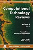 img - for Computational Technology Reviews: Volume 5: 2012 book / textbook / text book