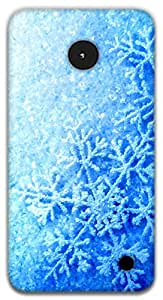 The Racoon Grip Frozen Fever hard plastic printed back case / cover for Nokia Lumia 1320