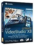 Corel VideoStudio Ultimate X8 (PC DVD)