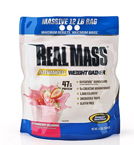 Gaspari Nutrition Real Mass Advanced poids