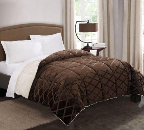 Faux Fur Comforter King front-710199