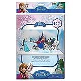 Disney-Puzzle 3d la Reine des Neiges-16pcs