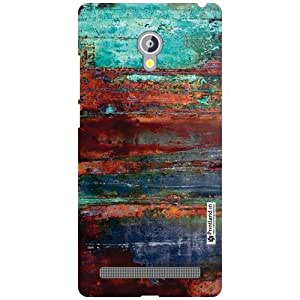 Asus Zenfone 6 A601CG Back Cover - Wood Art Designer Cases