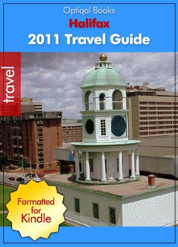 Halifax - Nova Scotia - Canada 2011 Illustrated City Travel Guide