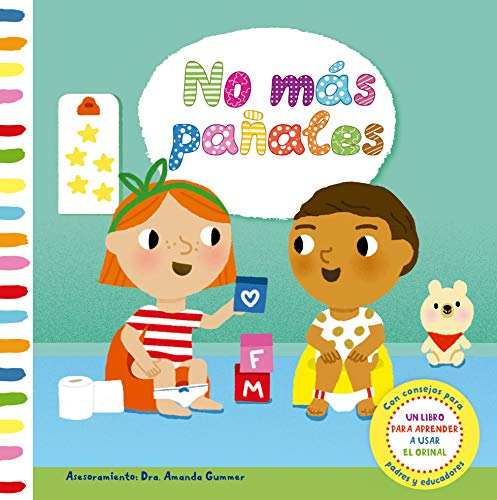 No mas panales  [Amanda Gummer - Marion Cockliko] (Tapa Dura)