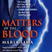 Matters of the Blood (Blood Lines, Book 1) | [Maria Lima]