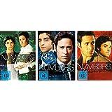 Numbers - Season 1-3 im Set - Deutsche Originalware [16 DVDs]