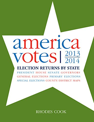 America Votes, 2013-2014: Election Returns By State