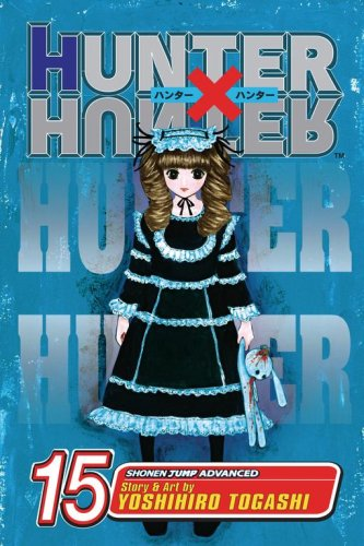 HUNTER×HUNTER ハンターハンター コミック15巻 (英語版)