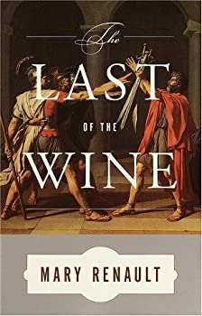 "Cover of ""The Last of the Wine"""