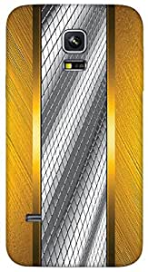 Timpax protective Armor Hard Bumper Back Case Cover. Multicolor printed on 3 Dimensional case with latest & finest graphic design art. Compatible with only Samsung Galaxy S5 mini. Design No :TDZ-20838