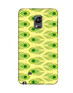 PickPattern Back Cover for Samsung Galaxy Note 4 EDGE SM-N9150